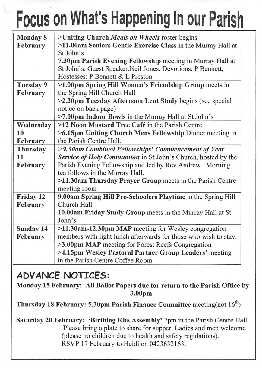 Focus - 7th Feb - Page 3