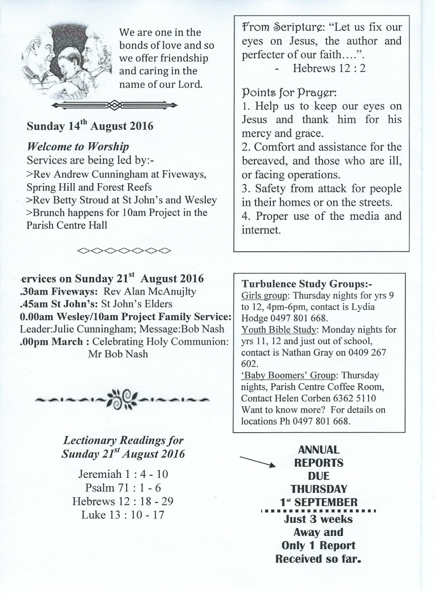 Focus - 14th Aug - Page 2