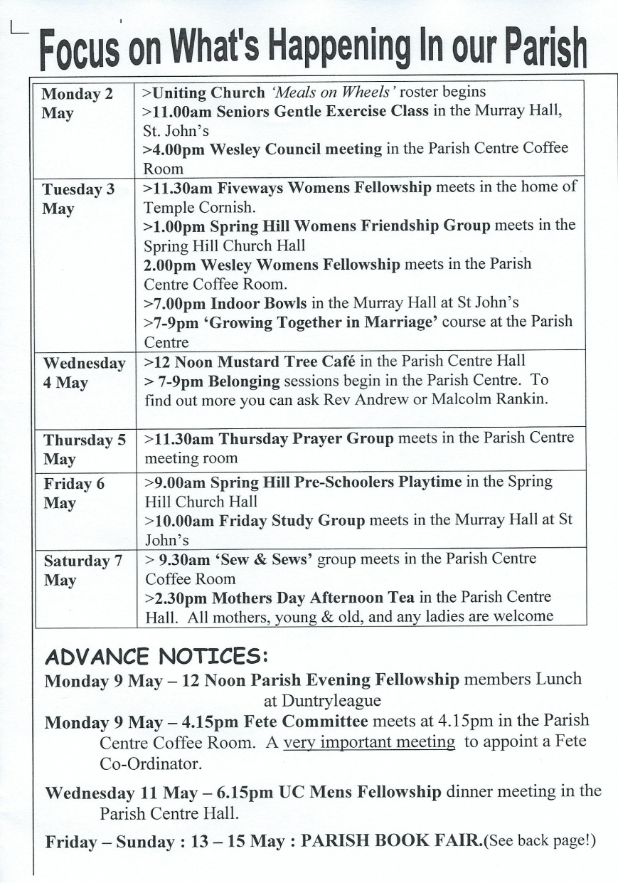 Focus - 1st May - Page 3