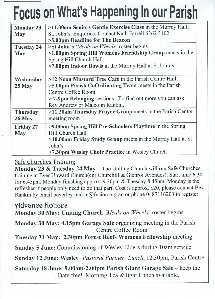 Focus - 22nd May - Page 3